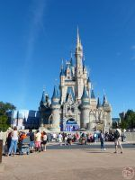 Magic Kingdom - Cinderella Caste