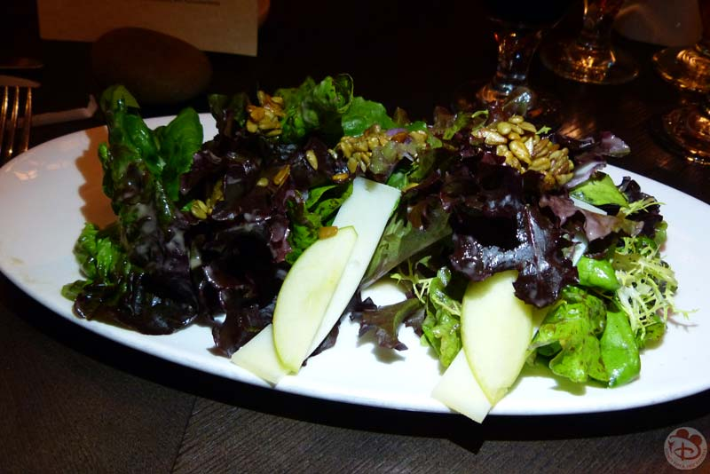 Land Greens Salad - Artist Point