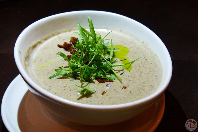 Smoked Portobello Bisque - Artist Point