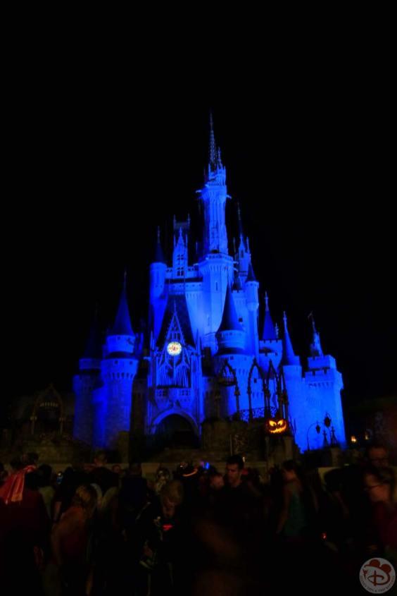 Mickey's Not-So-Scary Halloween Party 2015