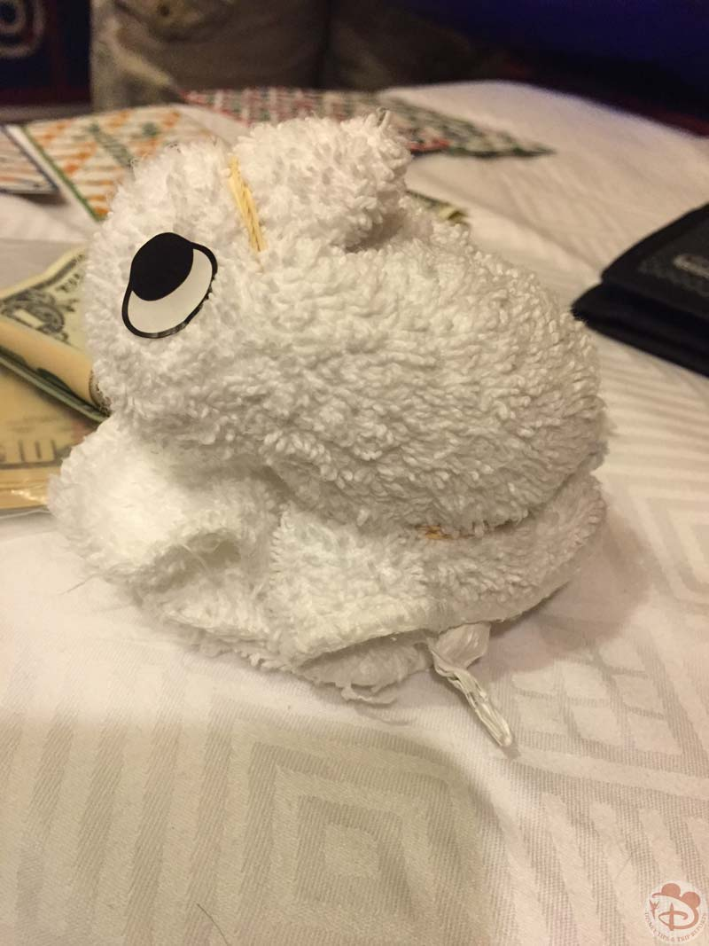 Towel Critter