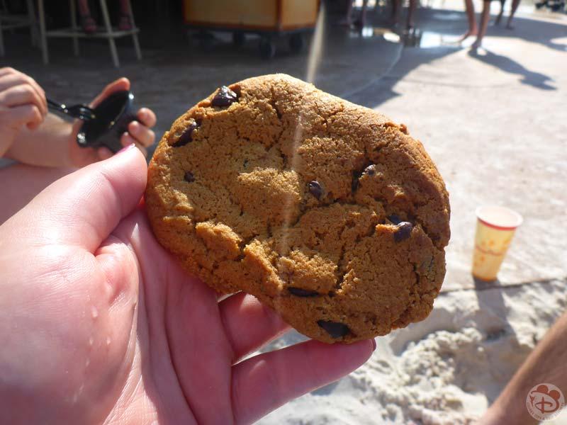 Chocolate Chip Cookie - Typhoon Lagoon