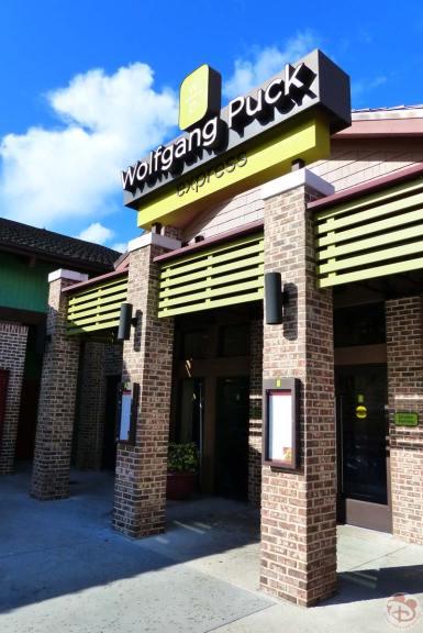 Wolfgang Puck Express at Disney Springs