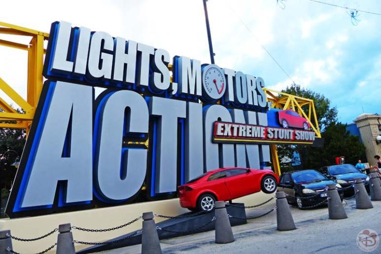 Lights, Motors, Action, Extreme Stunt Show