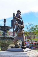 Goofy Statue - Magic Kingdom