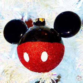 Mickey Mouse Disney Christmas Ornament