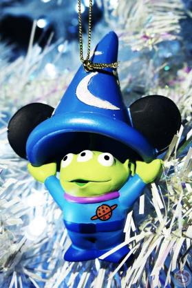 Toy Story Alien Disney Christmas Ornament