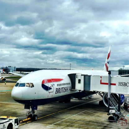 Day 1: Take Off » Travel Day - LGW to MCO / Check In - Hyatt Regency, Orlando Airport
