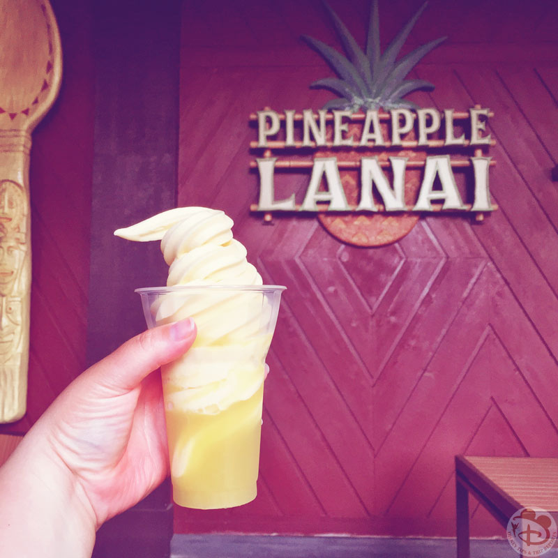Day 17: Dozing & Dole Whips » A Rest Day / Dinner at Captain Cook's