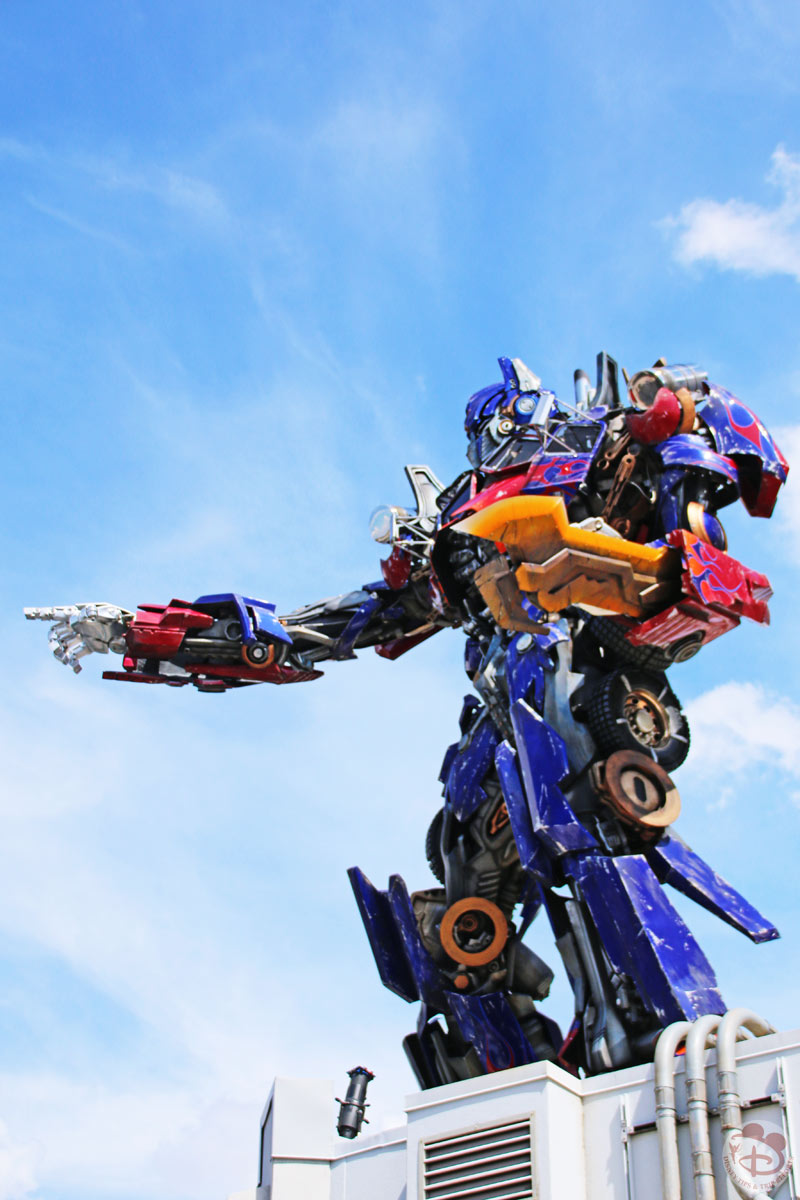 Day 20: Robots In Disguise » Universal Studios / Dinner at Hard Rock Cafe
