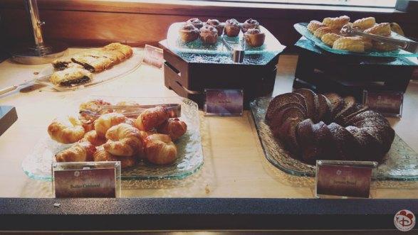 Breakfast at Hyatt Regency Orlando International Airport Hotel