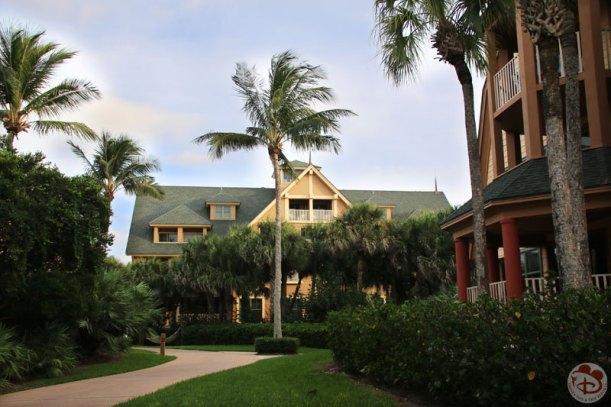 Buildings at Disney's Vero Beach Resort