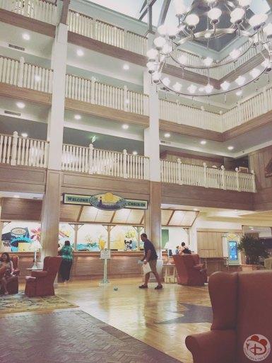 Lobby - Disney's Vero Beach Resort