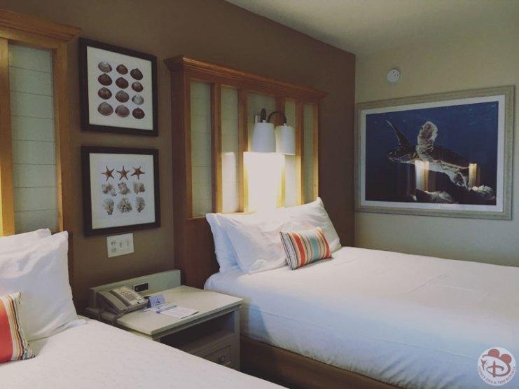 Disney's Vero Beach Resort Room