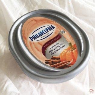 Pumpkin & Cinnamon Philadelphia