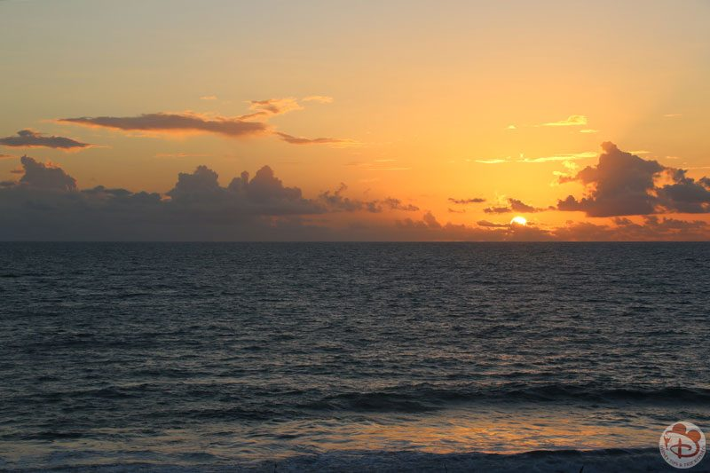 Sunrise at Vero Beach