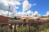Tour around Disney's Polynesian Village Resort - Lava Pool