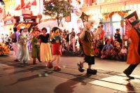 Boo To You Parade - Disney Characters