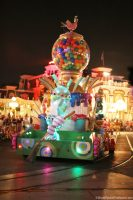 Boo To You Parade - Wreck It Ralph