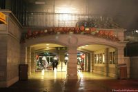 Pumpkin Decorations at Magic Kingdom