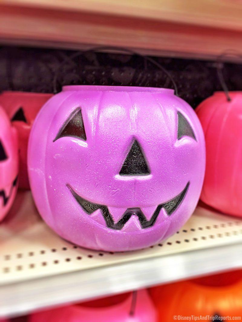Shopping at Super Target - Purple Pumpkin