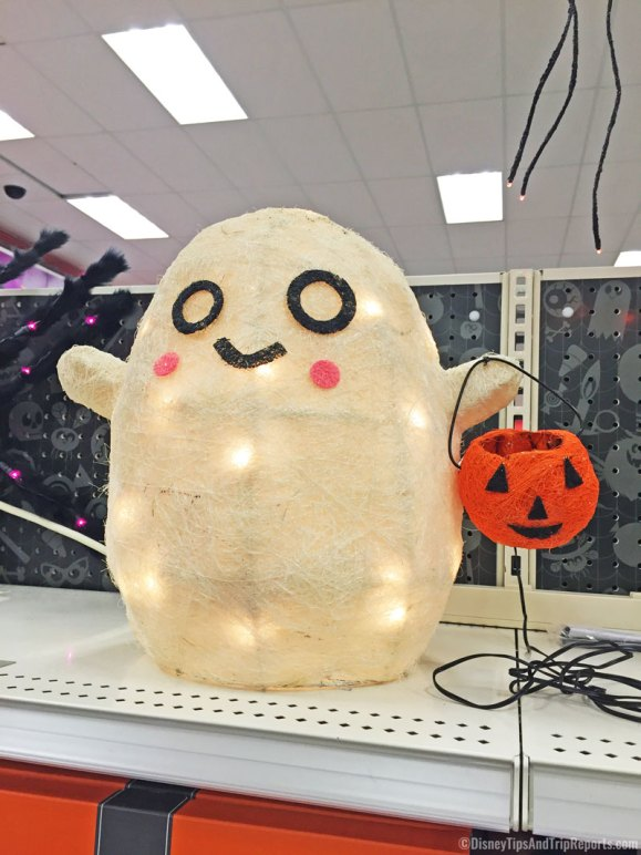 Shopping at Super Target - Ghost Lamp