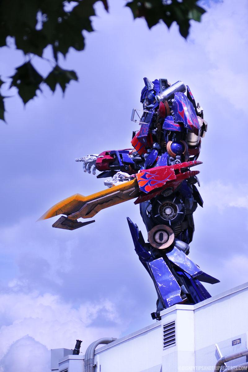 Transformers - Universal Studios, Orlando