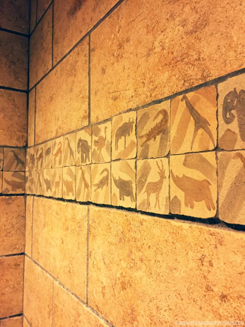 Room Bathroom at Animal Kingdom Villas - Kidani Village
