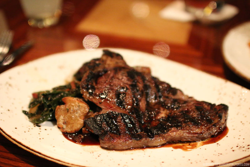 Grilled Buffalo Ribeye - Jiko The Cooking Place