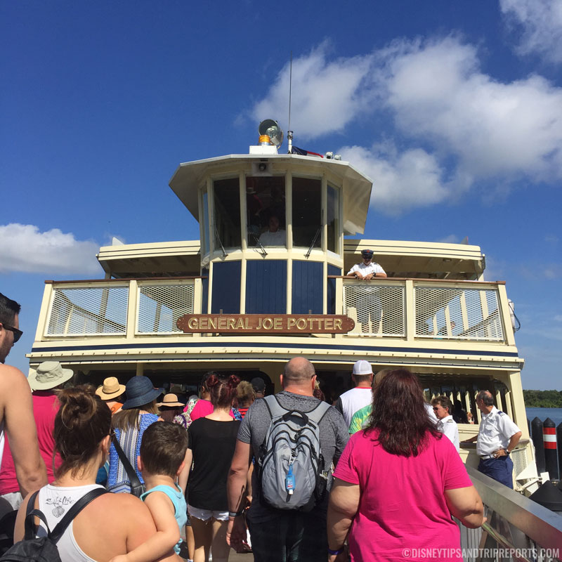Magic Kingdom - Ferryboat