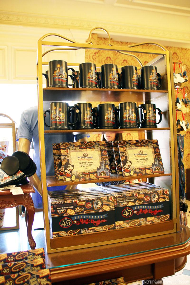 Magic Kingdom - 45th Anniversary Merchandise