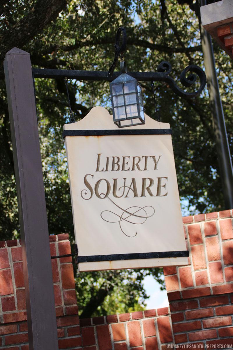 Magic Kingdom - Liberty Square