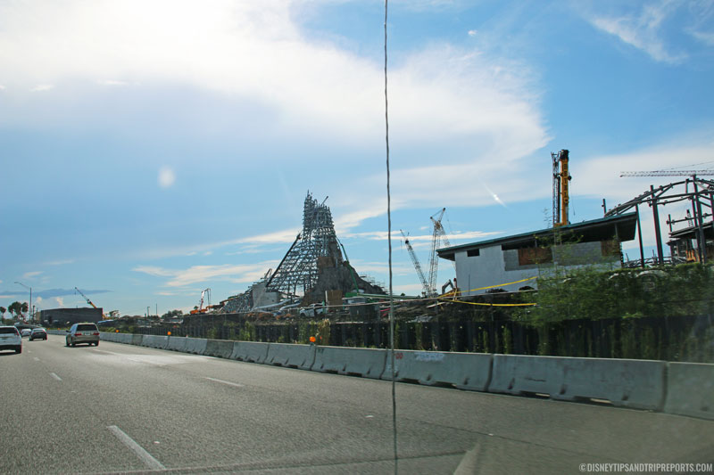 Volcano Bay - Under Construction