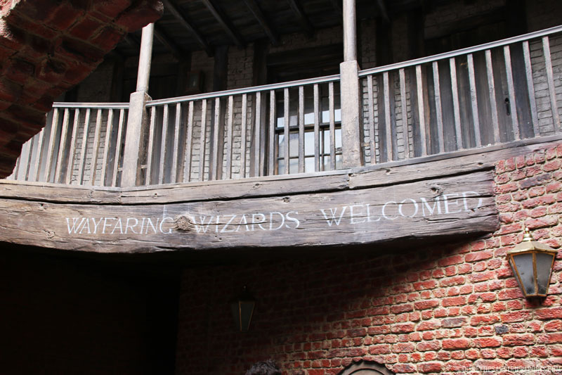 WWOHP - Diagon Alley