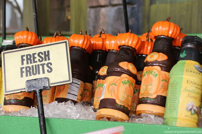 WWOHP - Pumpkin Juice