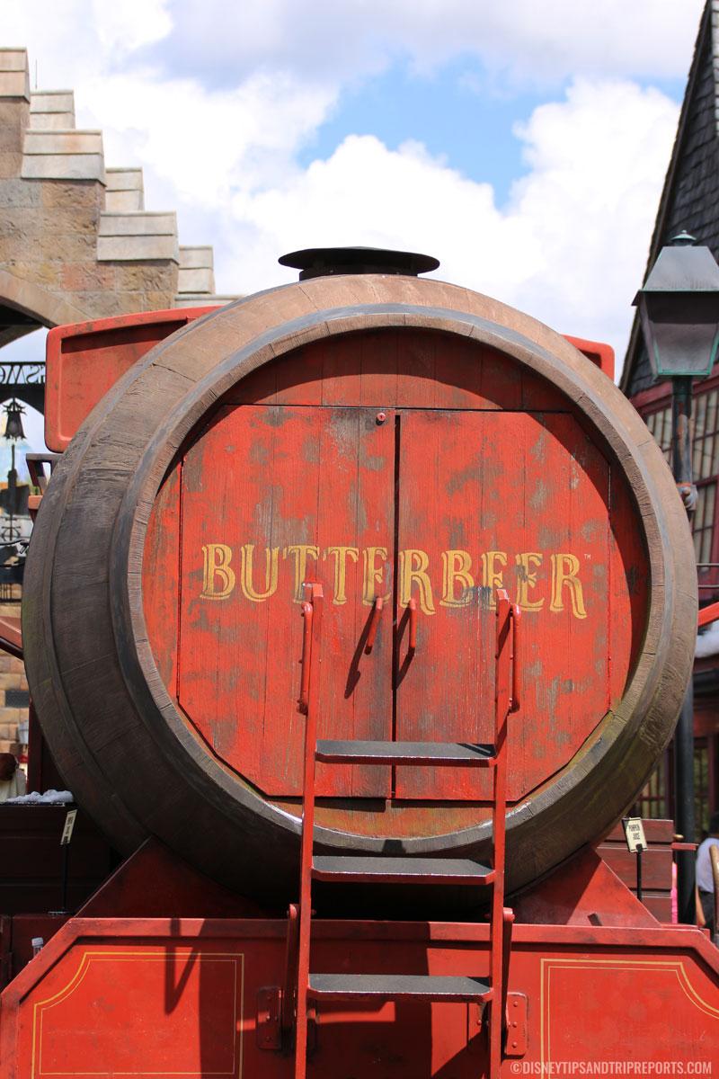 WWOHP - Butterbeer