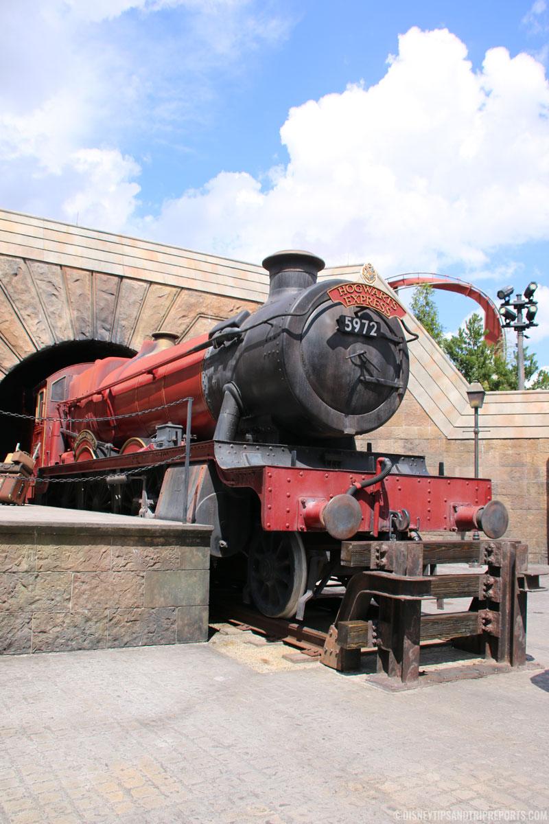WWOHP - Hogwarts Express (1)