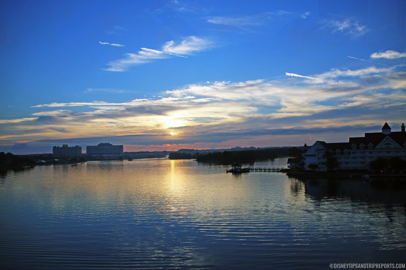 Walt Disney World Sunrise