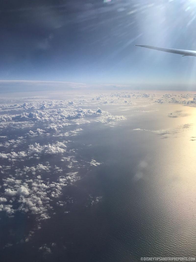 British Airways Flight LGW-MCO