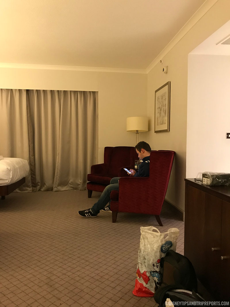 Hilton London Gatwick Airport Hotel - Triple Guest Room