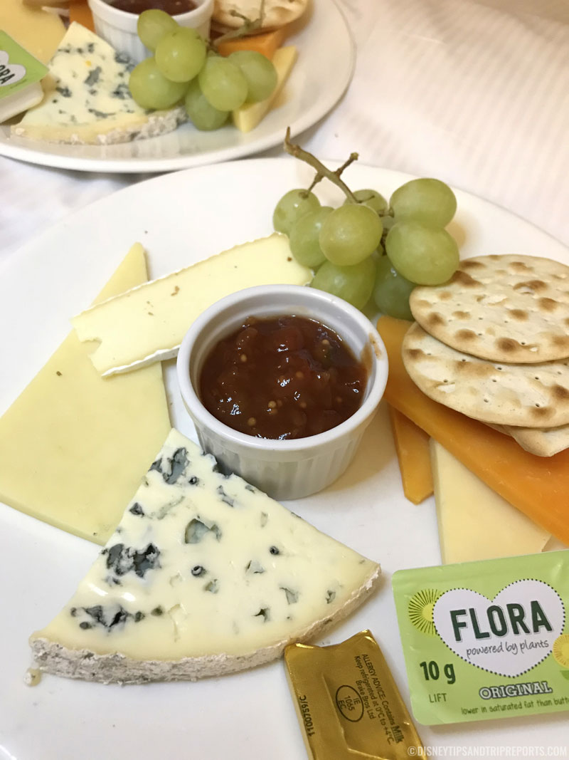Cheese & Biscuits - Hilton London Gatwick Airport Hotel