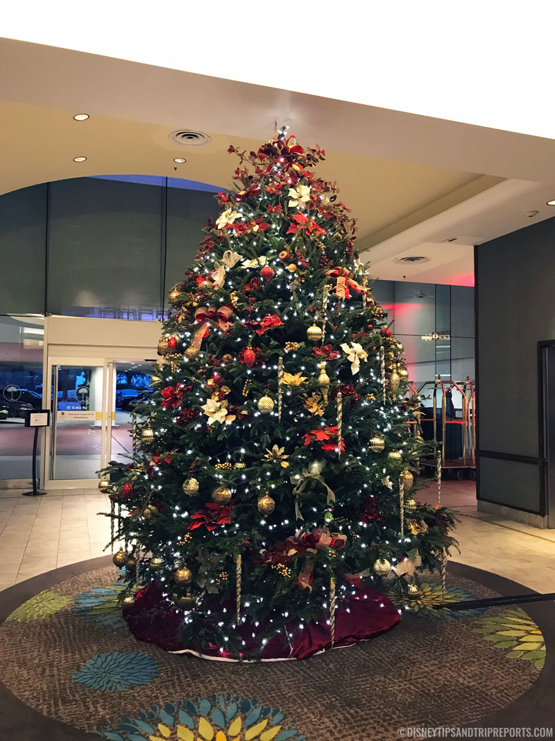 Orlando International Airport Christmas Tree