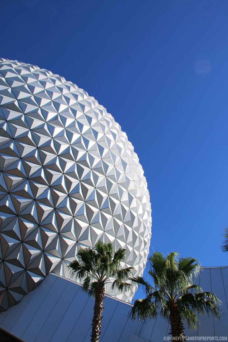Epcot - Spaceship Earth