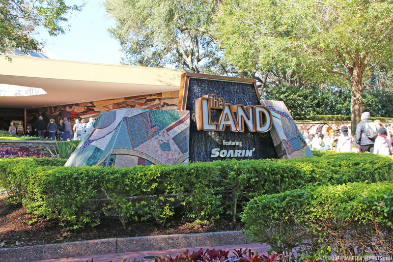 Epcot - The Land