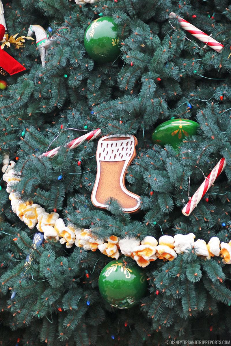 Magic Kingdom Christmas Tree