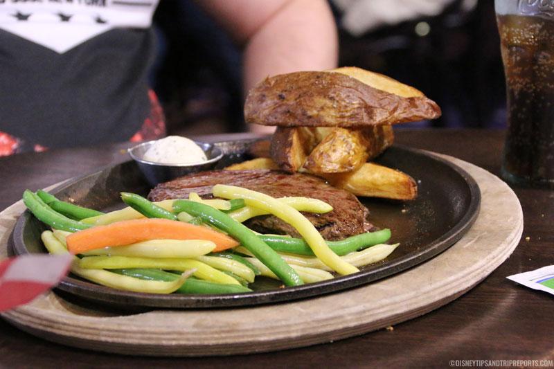Bistro Sirloin Steak - Planet Hollywood Disney Springs