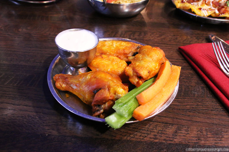 Buffalo Wings - Planet Hollywood Disney Springs