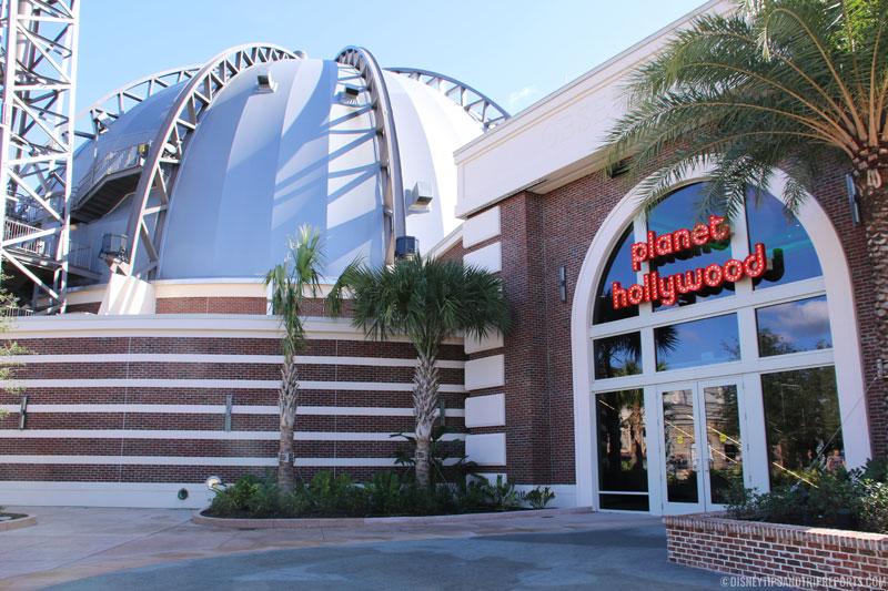 Disney Springs - Planet Hollywood
