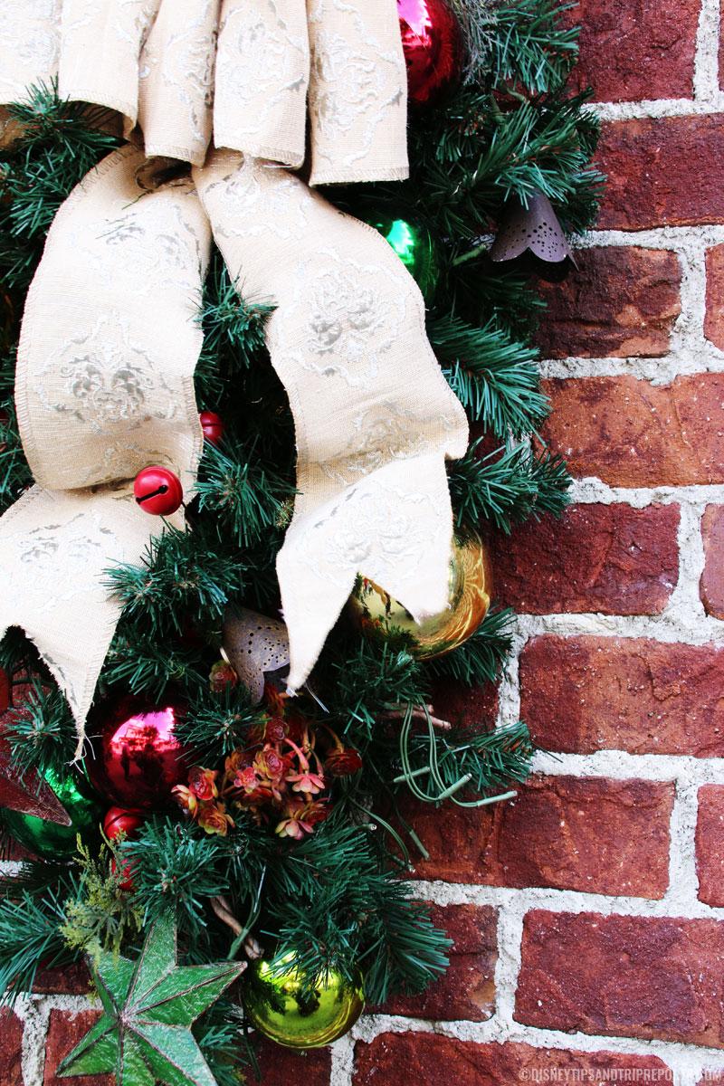 Disney Springs Christmas Decorations