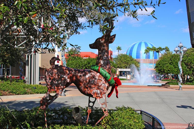 Disney Springs - Steampunk Reindeer